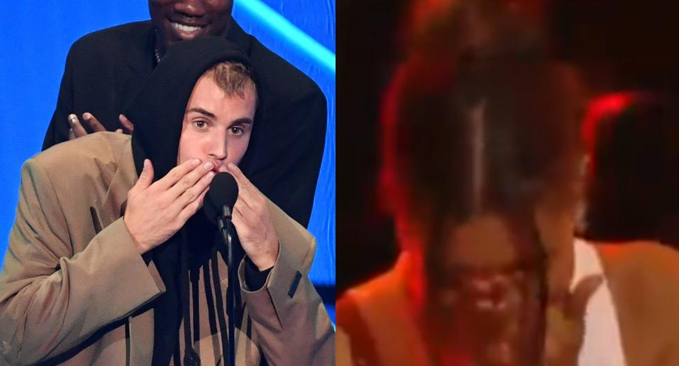MTV VMAs 2021: Justin Bieber and his tender gesture with his wife to triumph as Best Artist of the year