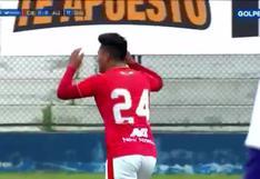Alianza Lima vs. Cienciano: Kuncho estrelló tiro al travesaño y casi pone el 1-0 para los cusqueños | VIDEO
