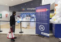 Cineplanet volvió: así es el cine con protocolos, los precios en pandemia y cómo es abrir sin venta de alimentos y bebidas
