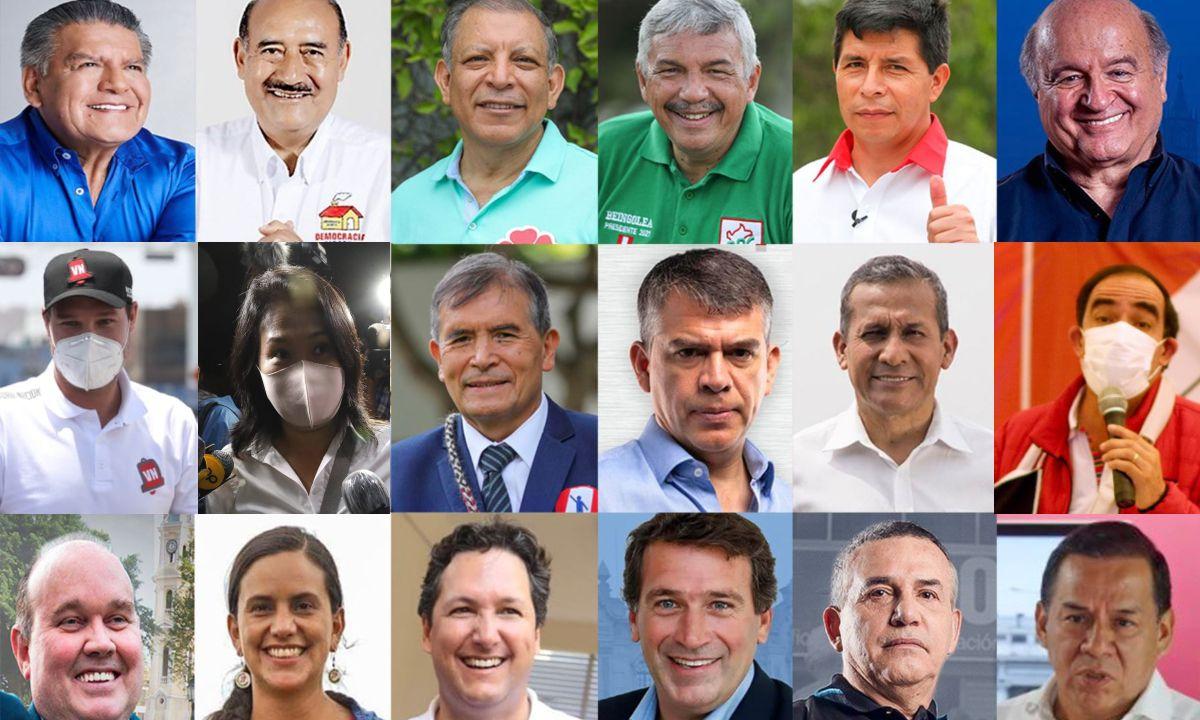 El Jurado Nacional de Elecciones (JNE) anunció el debate entre candidatos presidenciales para la última semana de marzo