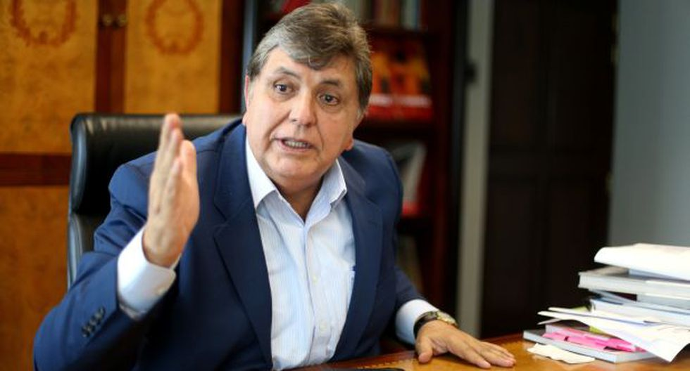Poder Judicial cita a Alan García por Caso 'Petroaudios'