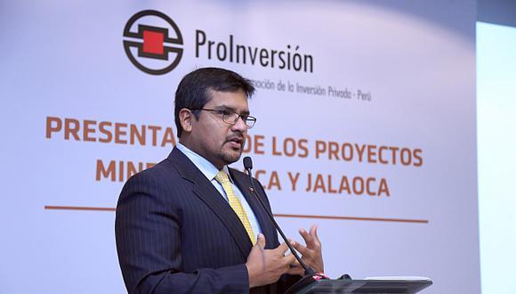 Alberto Ñecco es actualmente el director ejecutivo de la agencia estatal Pro Inversión. (Foto: El Comercio)
