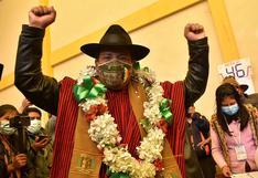 Elecciones Bolivia 2021: el MAS de Evo Morales pierde segunda vuelta en 4 departamentos, según conteo preliminar