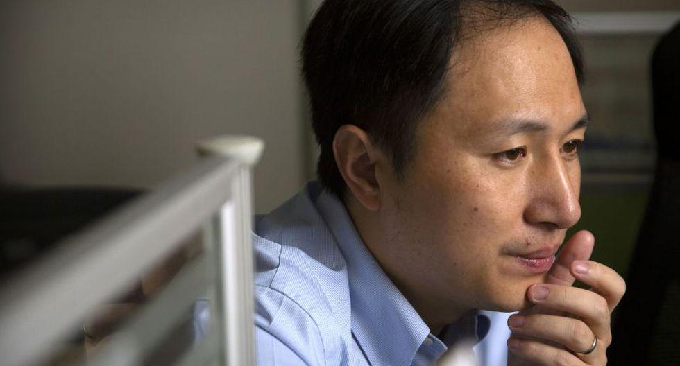 Algunas versiones apuntaban a que Jiankui había sido detenido, pero esa información fue descartada. (Foto: AP)