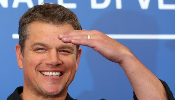 Matt Damon confesó que sabía del acoso de Harvey Weinstein a Gwyneth Paltrow