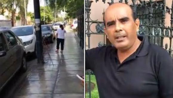 Facebook: denunció a hombre que la insultó al estacionar auto