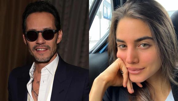 Marc Anthony sorprende al posar en románticas fotos con modelo argentina Mili Piñeiro. (Foto: @marcanthony/@milipineirocorna)