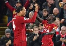 Liverpool venció 3-1 a Manchester City en partidazo por la jornada 13° de la Premier League