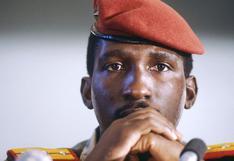 "¿Quién mató a Thomas Sankara, el ""Che Guevara africano""?"
