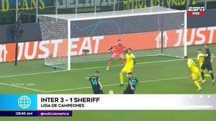 Mira el resumen y goles de la Fecha 3 de la Champions League
