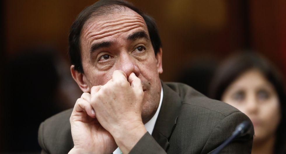 Yohny Lescano apoya con reservas la no reelección de congresistas. (Foto: USI)