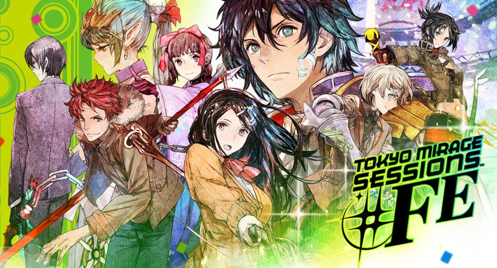 Tokyo Mirage Sessions #FE ya está disponible para Nintendo Switch. (Difusión)