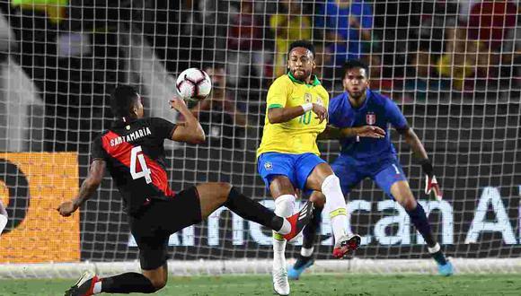 Neymar lidera la lista de convocados de la selección brasileña para el inicio de las Eliminatorias Qatar 2022. (Foto: GEC)