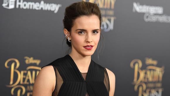 Emma Watson contradijo a J.K. Rowling, con respecto a que las personas transgénero obtienen beneficios que, supuestamente, no le corresponden. (Foto: AFP)