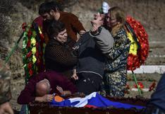 """Armenia acusa a Azerbaiyán de violar la """"tregua humanitaria"""" en Nagorno Karabaj"""