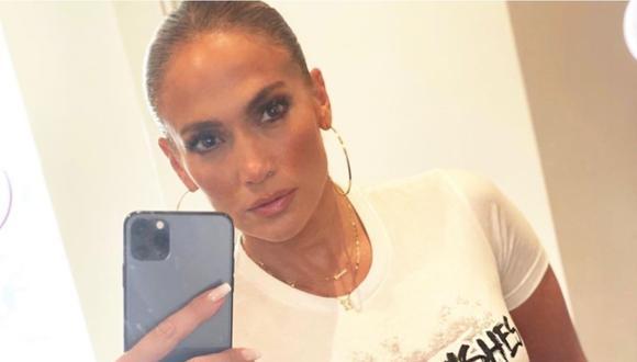 Jennifer Lopez se prepara para lanzar su línea de cosméticos de JLo Beauty. (Foto: @jlo)