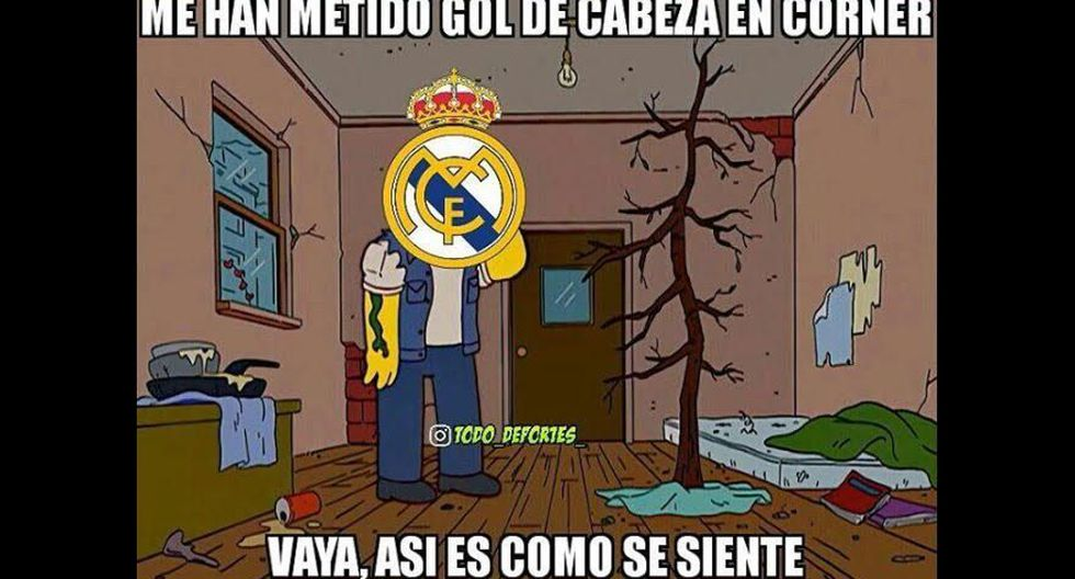 Real Madrid vs. Atlético Madrid: los memes de la semifinal - 60
