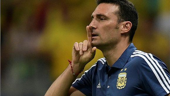 Lionel Scaloni anotó un gol en el triunfo de Argentina sobre Brasikl por el Mundial Sub 20 Malasia 1997. (Foto: AFP)