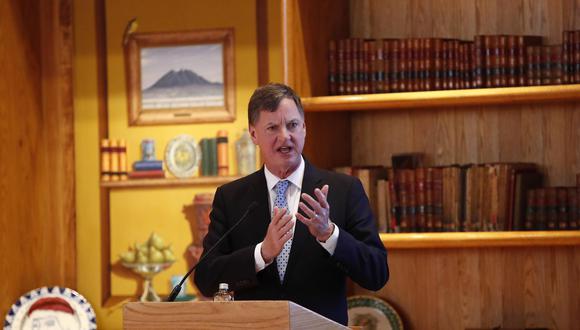 """Evans dijo que la idea de que China ha contenido el brote suena """"muy optimista"""". (Foto: EFE)"""