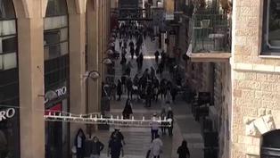 Israel: Centros comerciales reanudan actividades