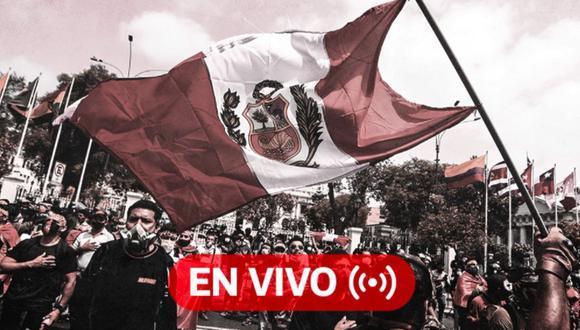 Crisis Política en Perú EN VIVO | Conoce las últimas noticias sobre la actual situación política del país, hoy miércoles 18 de noviembre de 2020 | Foto: Diseño El Comercio