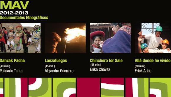 La maestría de Antropología Visual presenta cuatro documentales