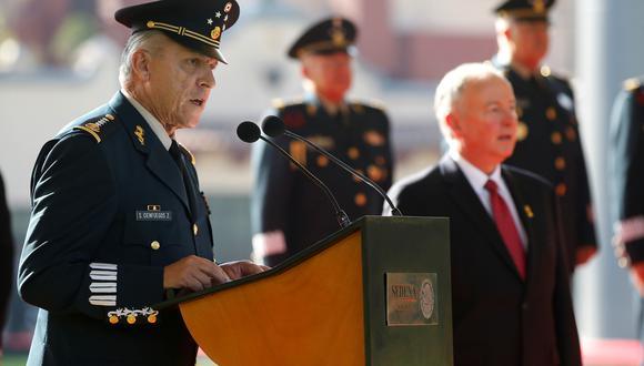 Cienfuegos será trasladado por el servicio de alguaciles estadounidense. (Foto: Reuters)