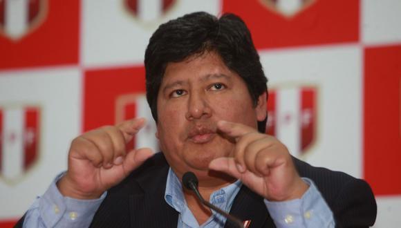 La Federación Peruana de Fútbol dio detalles de la actualidad de Edwin Oviedo (Foto: Trome).