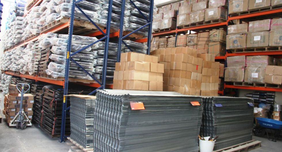 La instalación de estos almacenes tiene como finalidad acelerar la entrega de bienes de ayuda a personas o familias damnificadas en casos de emergencia o desastres naturales. (Foto: Andina)