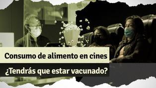 Clientes ya pueden consumir alimentos y bebidas dentro del cine: ¿En qué salas?
