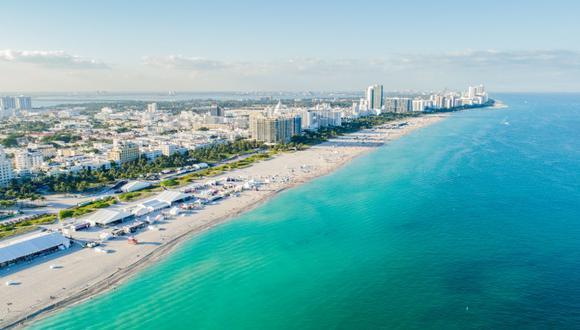 Zonas como Key Biscayne, Brickell, Sunny Island y Fort Lauderdale son las zonas de mayor requerimiento y de alta demanda para los peruanos que buscan invertir en propiedades en Miami.  (Foto: Getty)
