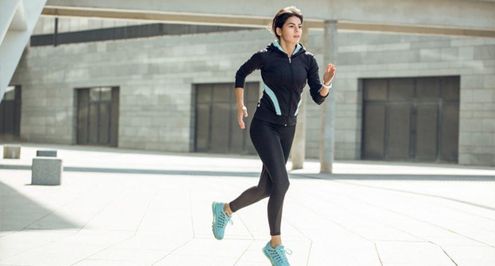 Se recomienda ejercicio intenso con un tiempo mínimo de 20 minutos.