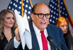 Nueva York suspende licencia al ex abogado de Trump por mentir sobre supuesto fraude en elecciones de EE.UU.