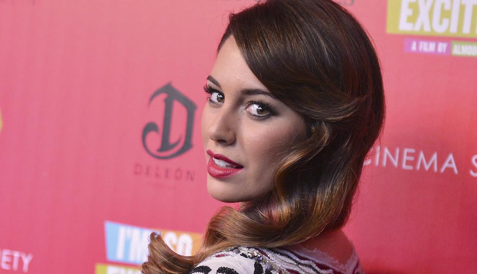 La actriz Blanca Suárez cumple 30 años convertida en un icono de la moda. (AFP)