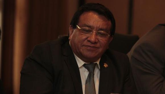 José Luna presidirá Subcomisión de Acusaciones Constitucionales