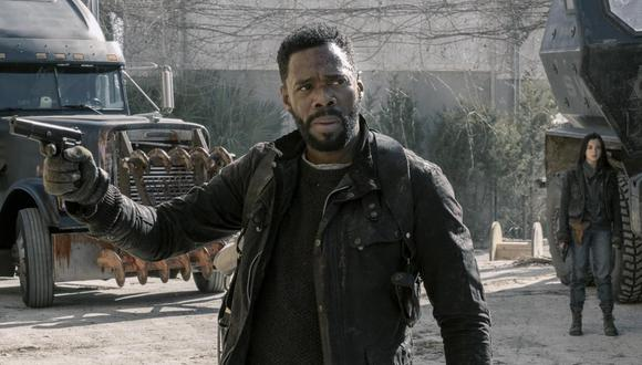 """¿Cómo y a qué hora ver el estreno de la temporada 5 de """"Fear the Walking Dead""""? (Foto: AMC)"""