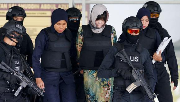 Malasia: Las acusadas de asesinar a Kim Jong-nam podrían ser condenadas a muerte. (Reuters).