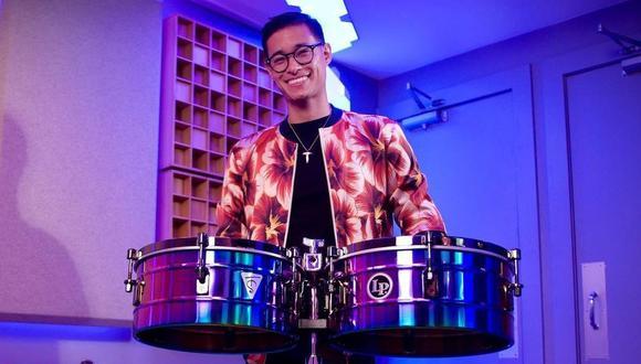 El músico peruano Tony Succar consagró su carrera en 2019, tras obtener dos premios Latin Grammy. (Foto: @tonysuccar en Instagram)