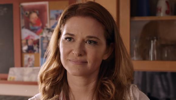 """Sarah Drew volvió como April en el décimo cuarto episodio de la temporada 17 de """"Grey's Anatomy"""" (Foto: ABC)"""