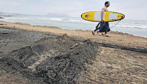 Costa Verde: retiran asfalto de tercer carril en Miraflores