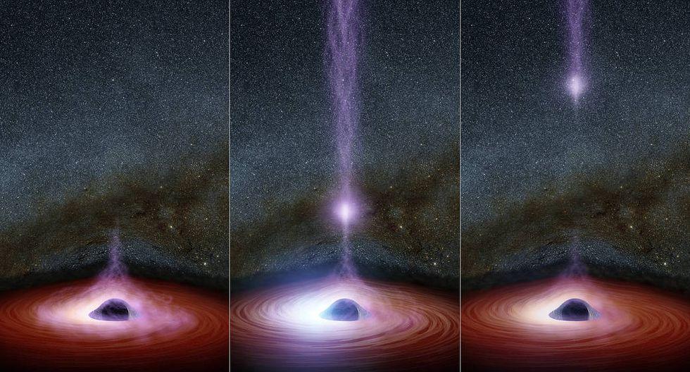 (Imagen referencial: NASA)