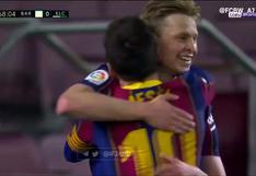 Barcelona vs. Elche: doblete de Lionel Messi para poner el 2-0 de los azulgranas en LaLiga | VIDEO