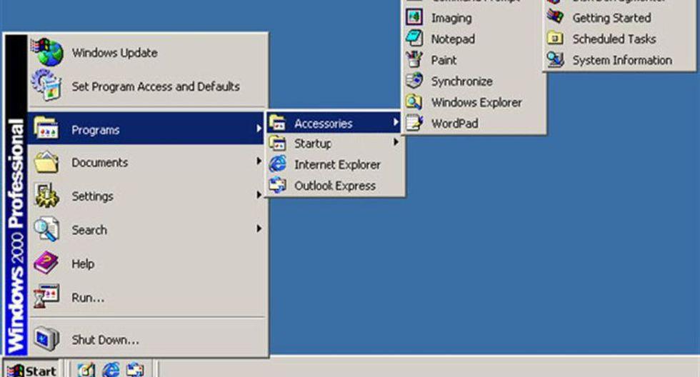 Microsoft: así fue la evolución de Windows en 30 años - 7