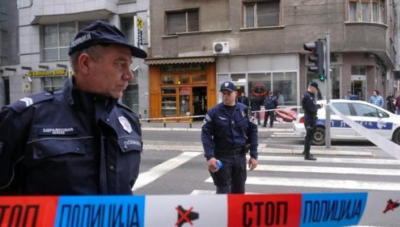 Serbia: Mata a su esposa y otras 4 personas dentro de cafetería