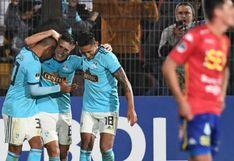 Sporting Cristal vs. Unión Española: duelo por Copa Sudamericana será en Matute