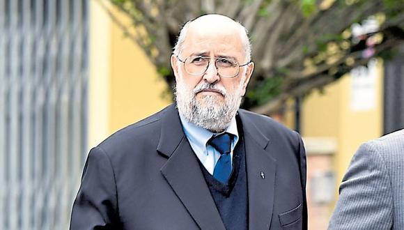 Luis Figari Rodrigo, fundador del SVC, vive en Roma de manera permanente desde enero del 2015. (Archivo El Comercio)