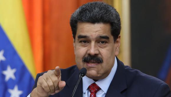 Venezuela: Nicolás Maduro rechaza ultimátum de Alemania, Francia y España y pide su retiro. (EFE).