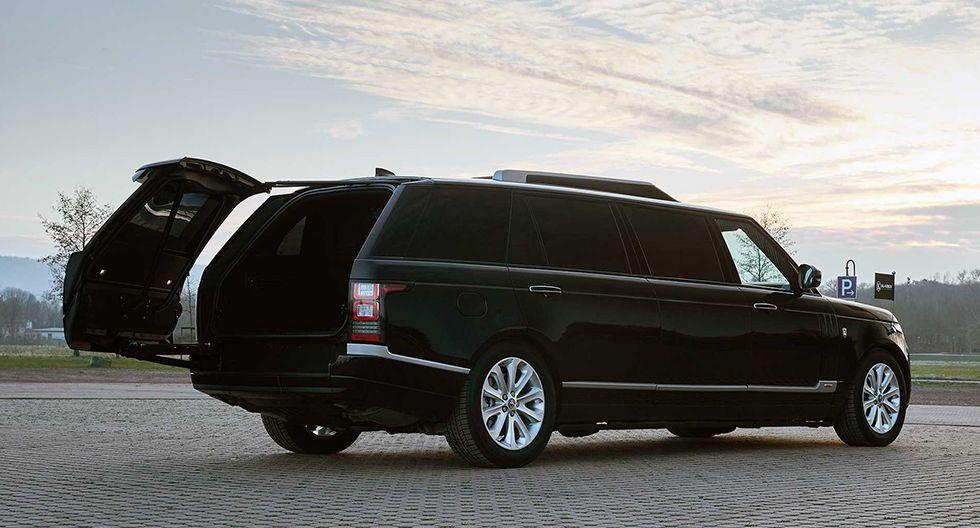 La versión Range Rover Autobiography XXL de Klassen tiene un precio que supera los US$ 800 mil. (Fotos: Klassen).