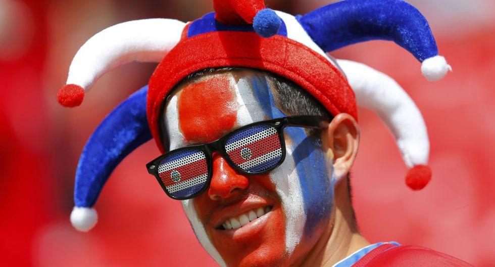 Italia vs. Costa Rica: así lo viven los hinchas en las tribunas - 3