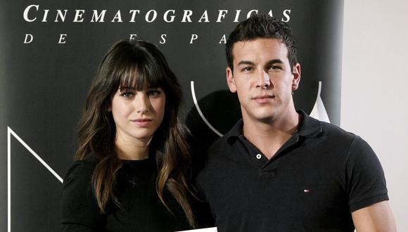 Mario Casas y Blanca Suárez terminaron su relación en 2019. (Foto: EFE)
